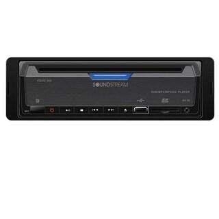 Soundstream Single DIN DVD Player - VDVD165