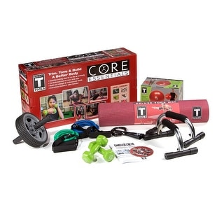 Body-Solid Tools Core Essentials Package Home Gym - multi