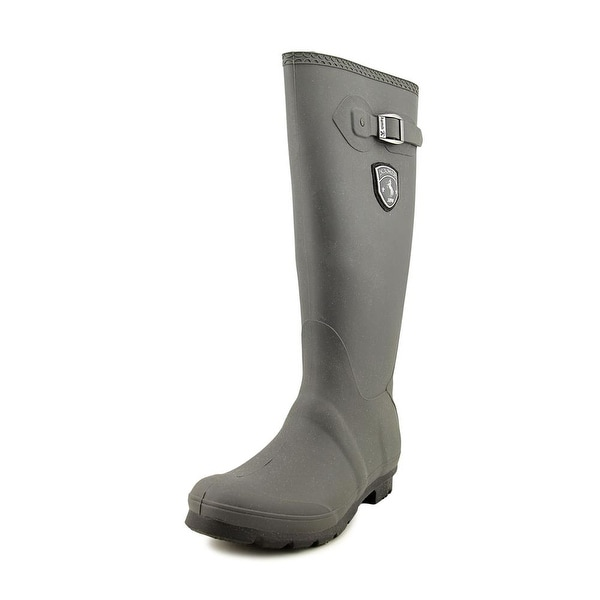 Kamik Jennifer Women Round Toe Synthetic Gray Rain Boot