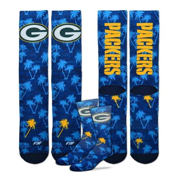 Green Bay Packers Bananas Socks