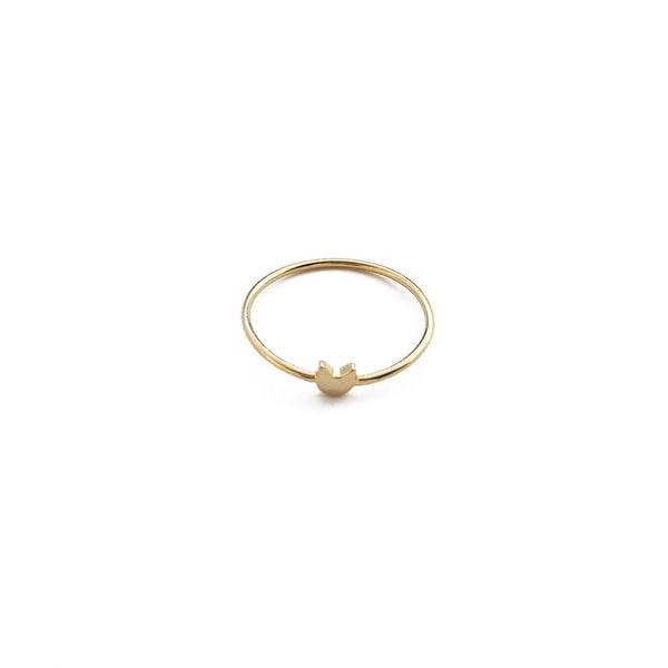 Honeycat Tiny Cat Ring (Delicate Jewelry)
