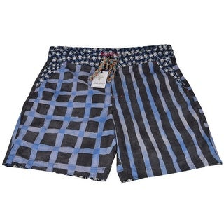 Robert Graham Men's Classic Fit DENSITY Board Shorts Swim Trunks
