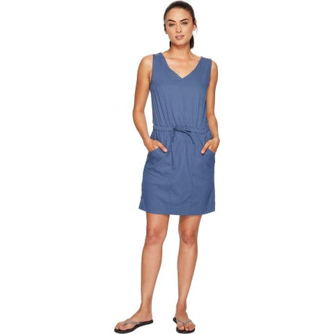 The North Face Women's Aphrodite 2.0 Dress, Shady Blue Heather, XS