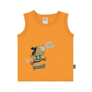 Baby Boy Tank Top Infant Graphic Muscle Shirt Pulla Bulla Sizes 3-12 Months (3 options available)