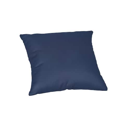 20-inch Square Sunbrella Throw Pillow