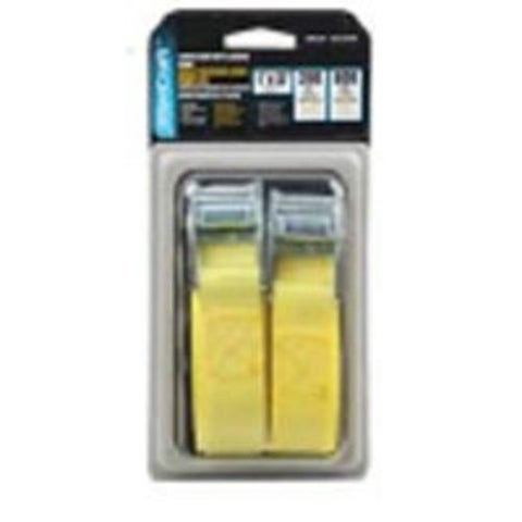 "Mintcraft FH64055-1 Lashing Strap 1""x13', Yellow"