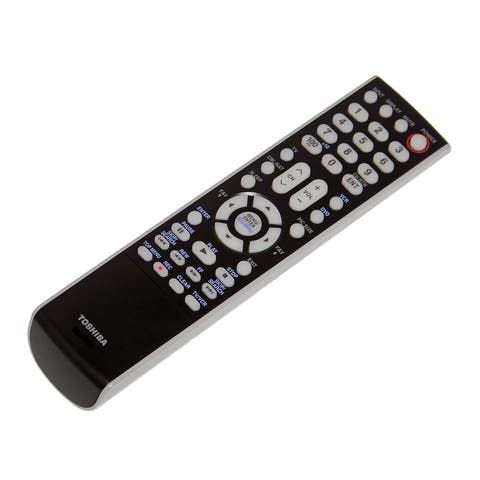 OEM Toshiba Remote Control Originally Shipped With 23HL85 & 42HP16
