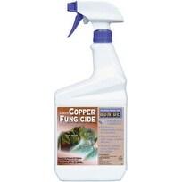 Bonide 775 Copper Fungicide Ready To Use, 1 Quart