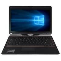 "Refurbished Laptop Dell Latitude XT3 13.3"" Intel Core i5-2520M 2.5GHz 4GB DDR3 120GB SSD Windows 10 Pro 1 Year Warranty - Black"
