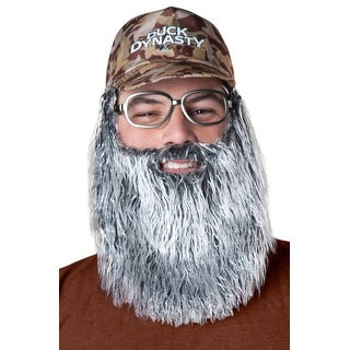 InCharacter Uncle Si Accessory Set (Adult) - grey