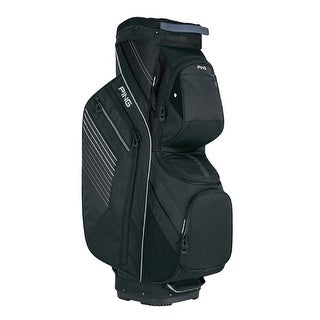 New Ping 2017 Traverse Golf Cart Bag (Black) - Black