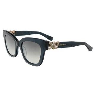 Jimmy Choo JMC MAGGIE/S 0W54 Dark Grey Square Sunglasses