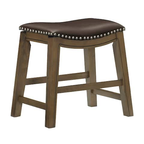 Whitby Saddle Seat Stool