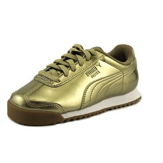 Puma Roma Patent Ano Jr Youth Synthetic Gold Fashion Sneakers|https://ak1.ostkcdn.com/images/products/is/images/direct/cd7f1f14e1001d76049d14c5b8f3ff579b35858e/Puma-Roma-Patent-Ano-Jr-Youth-Synthetic-Gold-Fashion-Sneakers.jpg?_ostk_perf_=percv&impolicy=medium
