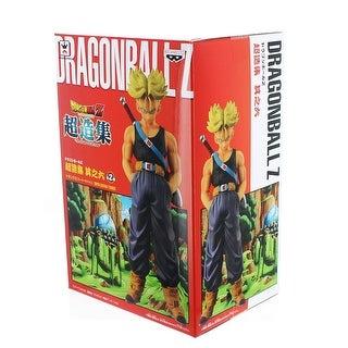 """Dragon Ball Z 6.7"""" Chozousyu Collectible Figure: Super Saiyan Trunks - multi"""