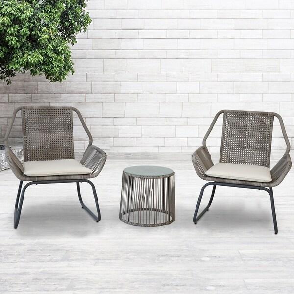 High Quality Wicker Outdoor Furniture 3 Piece Rattan Sofa ...
