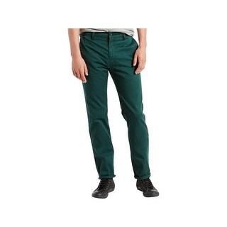 Levi Strauss & Co. Mens Dress Pants Slim Fit Straight Leg