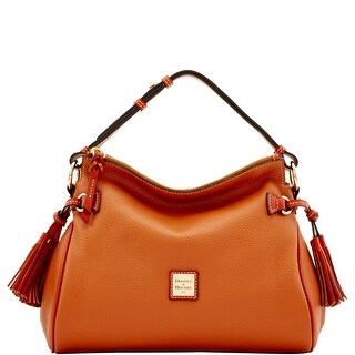 Dooney & Bourke Pebble Grain Medium Zip Hobo (Introduced by Dooney & Bourke at $248 in Aug 2017)