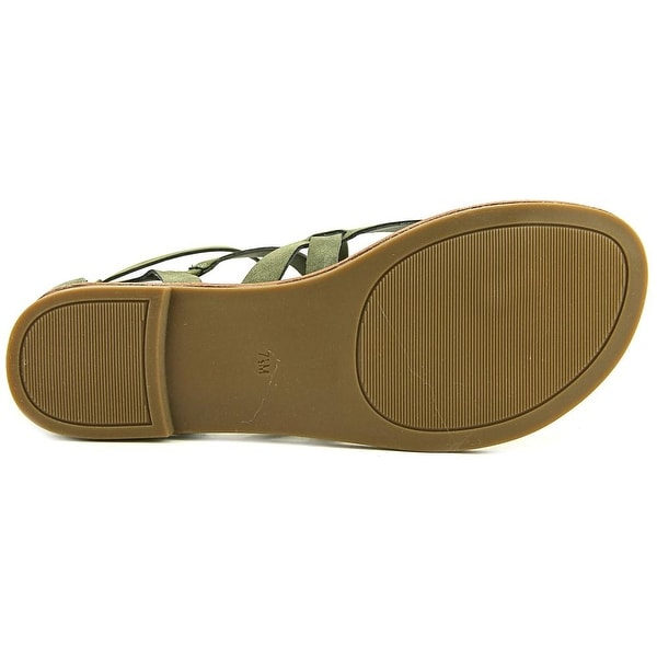 Guess Womens Leather Like Hearn