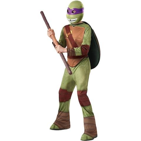 T.M.N.T. Donatello Costume Child