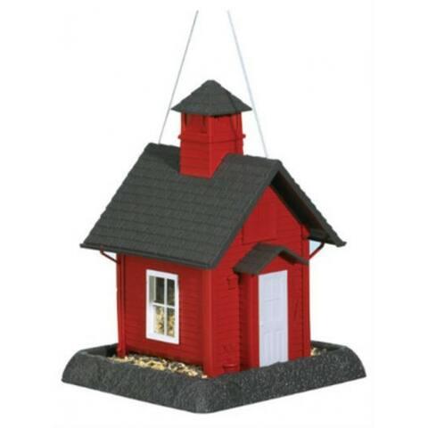 North States⢠9084 School House Birdfeeder, Holds 5 Lbs Seeds