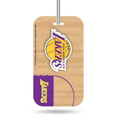 Los Angeles Lakers Luggage Tag