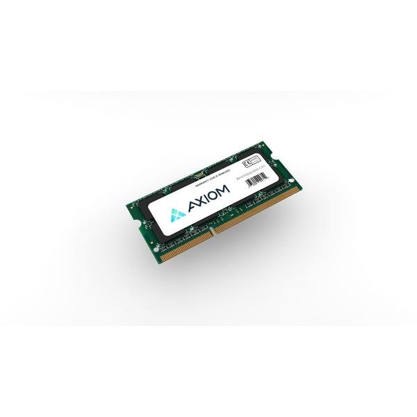 Axion 0B47381-AX Axiom 8GB Low Voltage SoDIMM - 8 GB - DDR3L SDRAM - 1600 MHz DDR3-1600/PC3-12800 - 1.35 V - ECC - Unbuffered -
