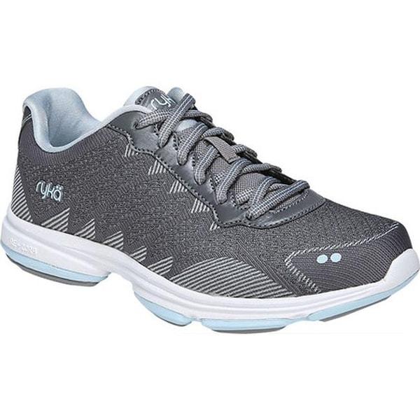 Dominion Walking Shoe Grey/Blue/Silver