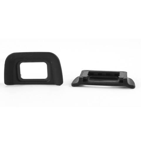 2pcs DK-20 Rubber Eyepiece Eye Cup Eyecup Eg for Nikon D60 D40 D50 D70s DSLR