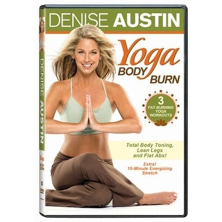 Denise Austin - Yoga Body Burn [DVD]