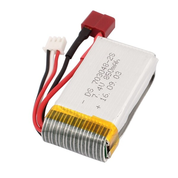 T 7.4V 850mAh Charging Lithium Polymer Li-ion Battery for RC Car Aircraft