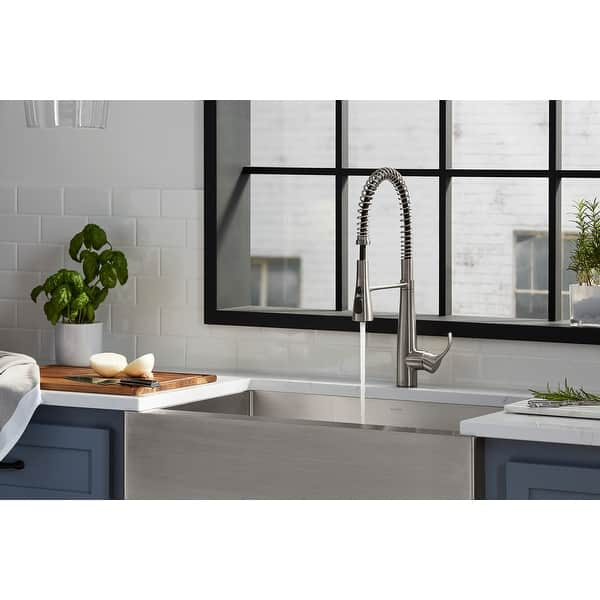 Kohler K 22033 Simplice Semi Professional Kitchen Sink