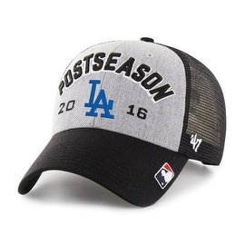 LA Dodgers 2106 Post Season Locker Room Cap