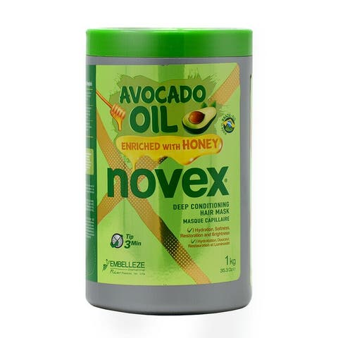 Novex Avocado Oil Hair Mask Enriched with Honey 35.3oz