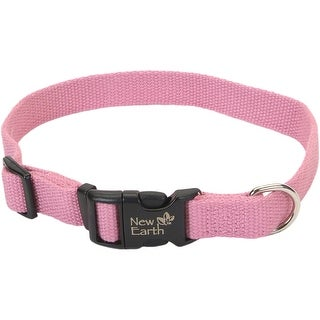 New Earth Soy Adjustable Collar, 1""