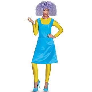 Disguise Selma Deluxe Adult Costume - Blue
