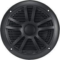 "BOSS AUDIO MR6B 6.5"" Dual-Cone Marine Speakers (Black)"