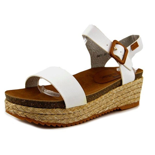 MTNG 52319 Women White Sandals