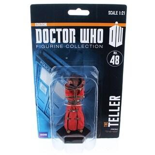 """Doctor Who 4"""" Resin Figure: The Teller (Time Heist) - multi"""