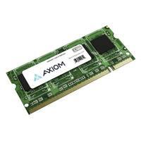 Axion CC414A-AX Axiom 128MB DDR2 SDRAM Memory Module - 128MB - 400MHz DDR2-400/PC2-3200 - DDR2 SDRAM - 144-pin DIMM