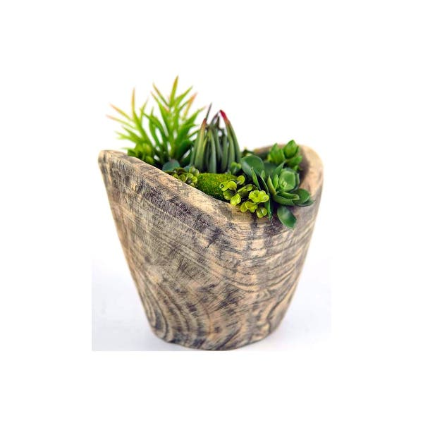 Artificial Greenery Fake Plants For Home Decor 10x10x12 Overstock 31636157