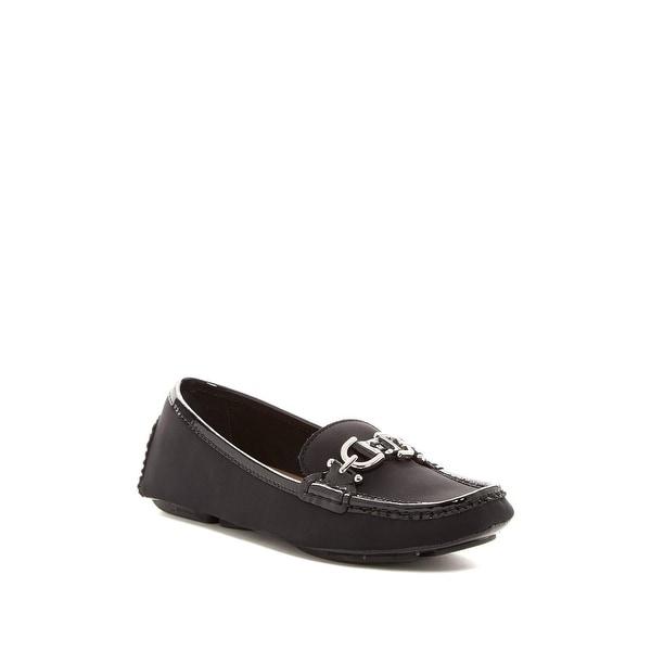Donald J Pliner Womens Viky Almond Toe Loafers - 6.5