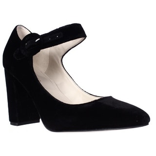 Marc Fisher Shaylie Mary Jane Heels - Black