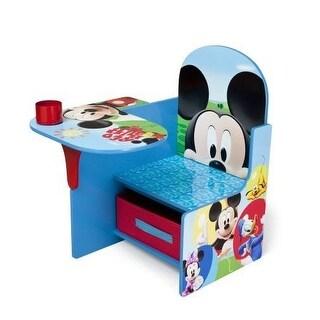 Delta Children Disney Mickey Mouse CHAIR DESK, Storage Bin KIDS FURNITURE