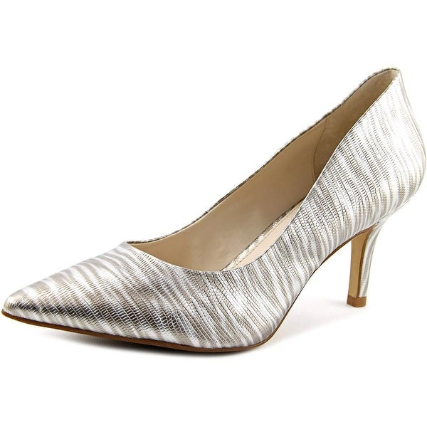 Alfani Jeules Women Pewter Pumps