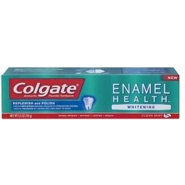 Colgate Enamel Health Whitening Anticavity Fluoride Toothpaste, Clean Mint 4 oz