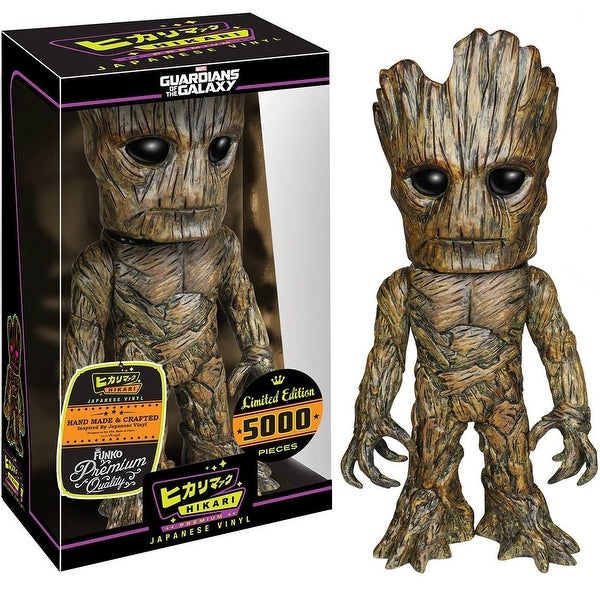 "Guardians of the Galaxy Funko Hikari 11"" Vinyl Figure Original Groot - multi"