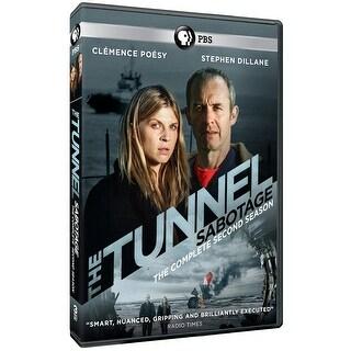 The Tunnel: Season 2 (UK Edition) - 3 DVD