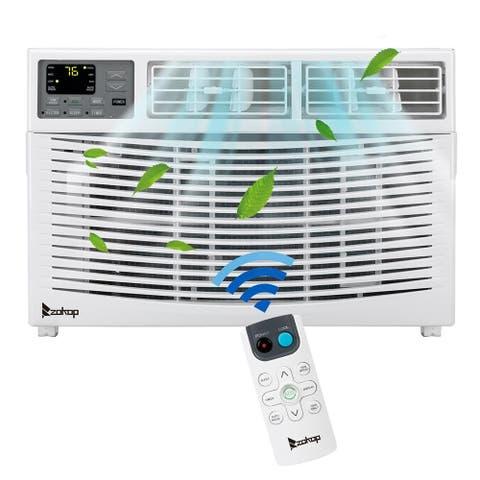 ZOKOP 12000BTU Window Air Conditioner, White