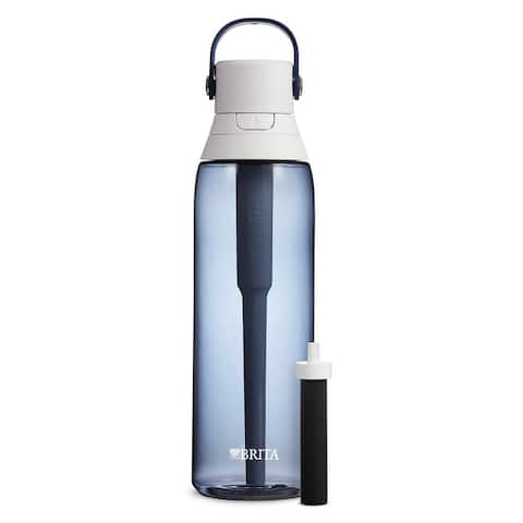 Premium Filtering Water Bottle, 26 oz - Night Sky